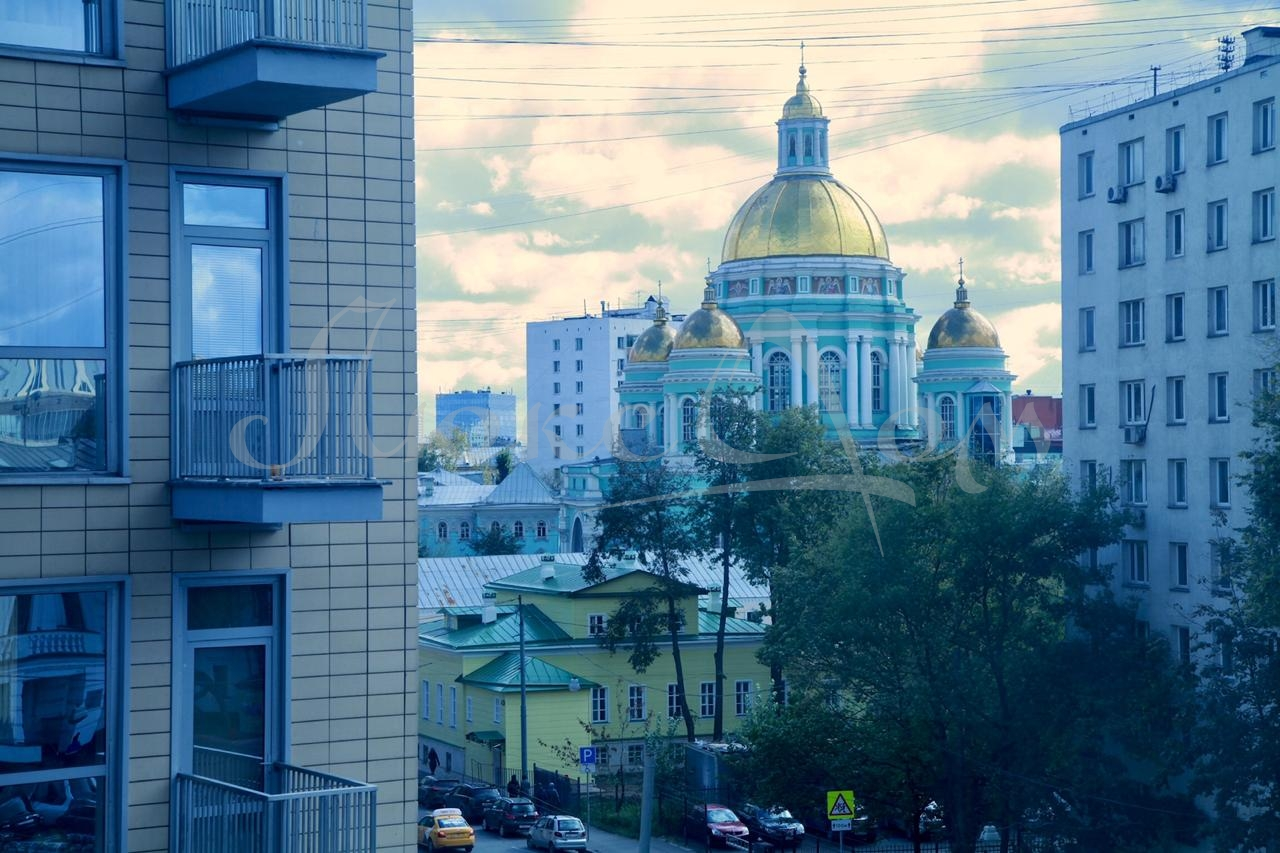 Москва, Москва, Красносельская Нижн. ул., 35 стр. 48-50 9