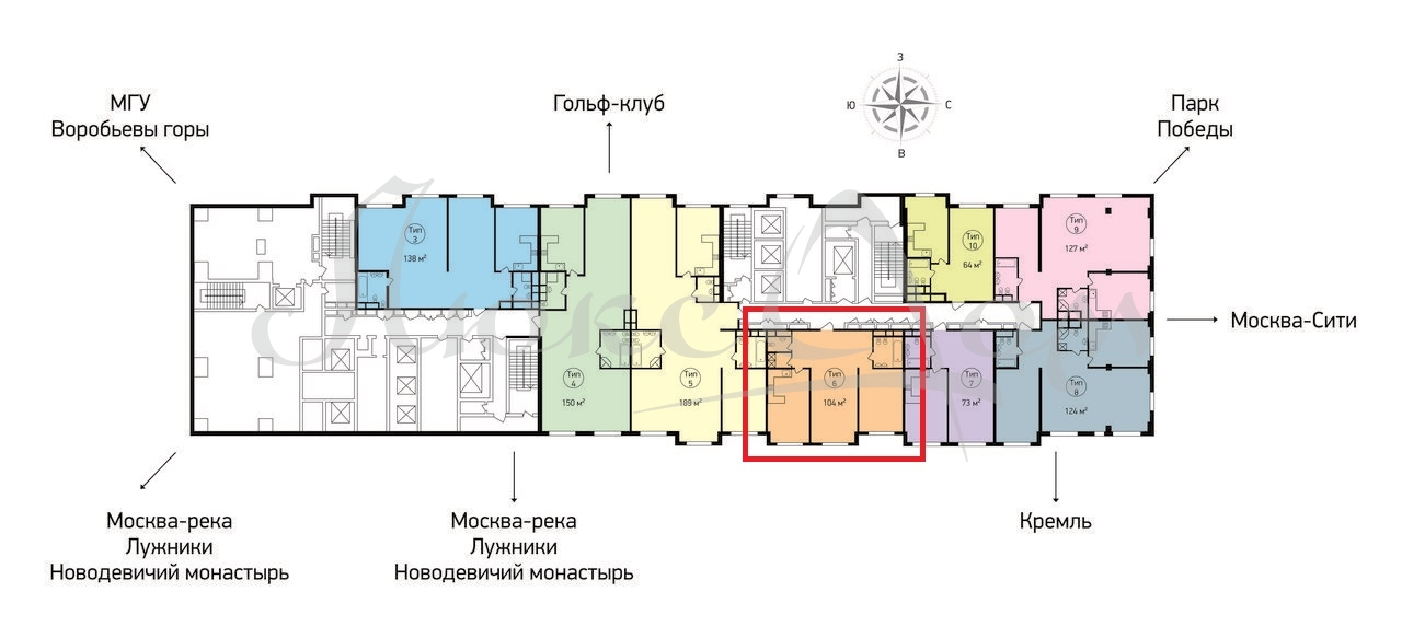 Москва, Москва, Мосфильмовская ул., 8 3
